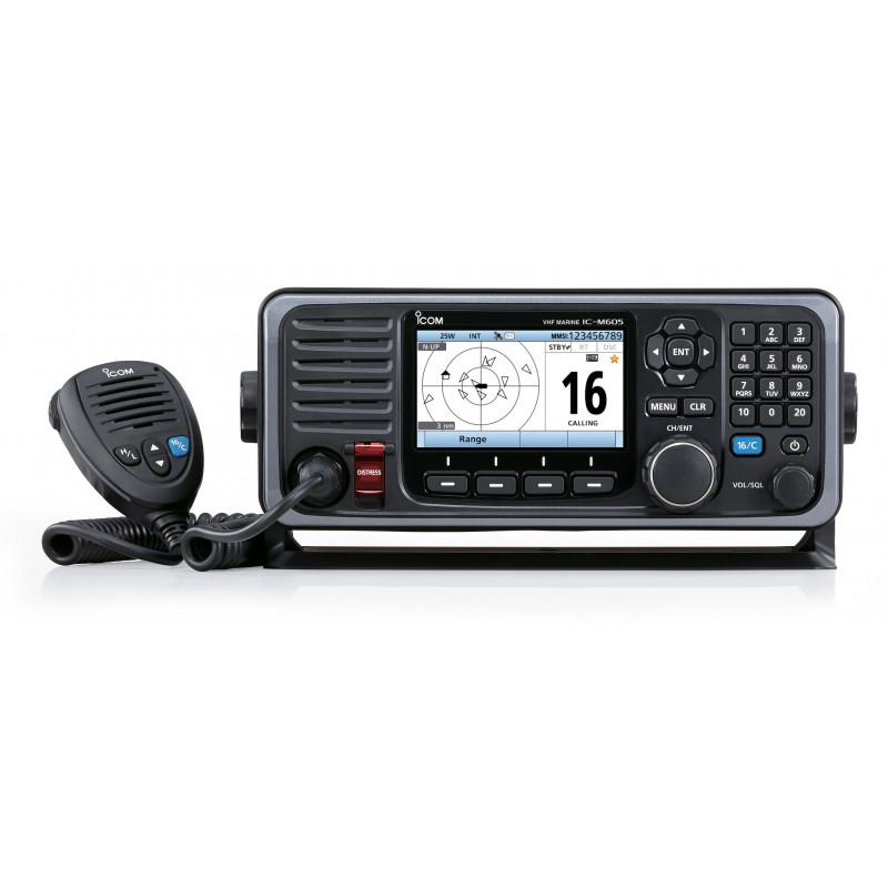 VHF Fixe ICOM IC-M605 Euro - ICOM