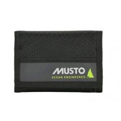 Portefeuille Essential Noir - MUSTO