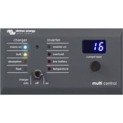 Tableau de commande Digital Multi Control 200/200A GX (90º RJ45) - VICTRON