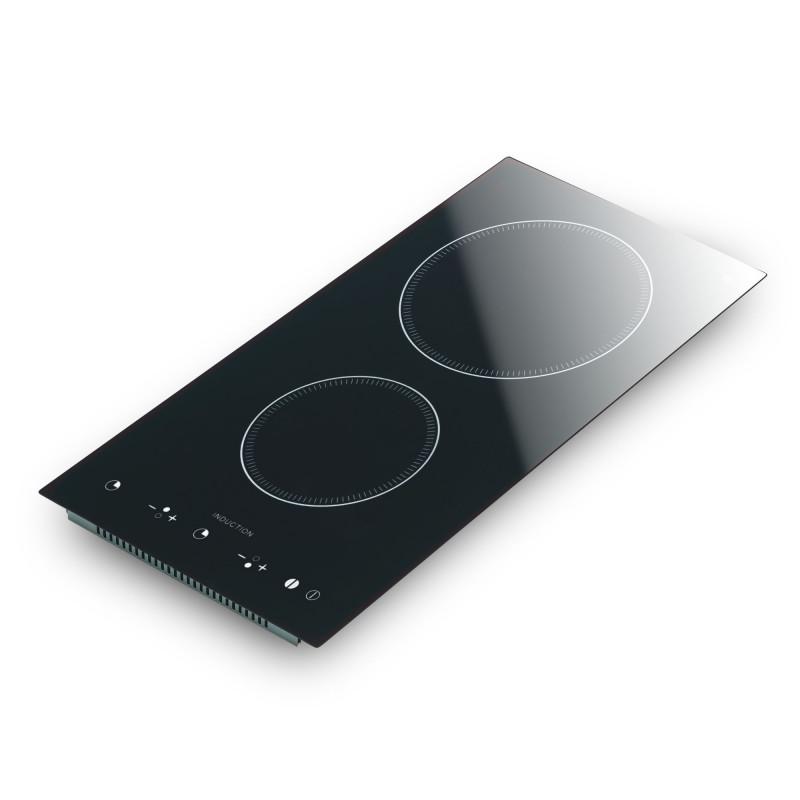 plaque vitroc ramique 2 feux pi7078tc. Black Bedroom Furniture Sets. Home Design Ideas