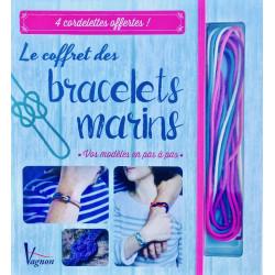 Le coffret des bracelets marins - Edition Vagnon - VAGNON