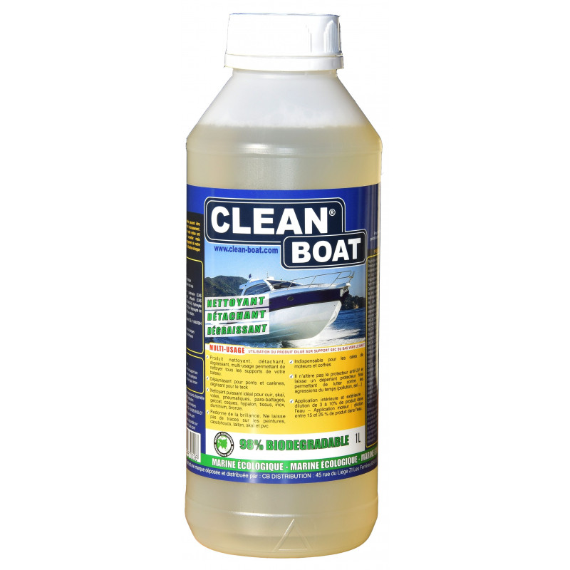 Nettoyant multi-usages Clean Boat