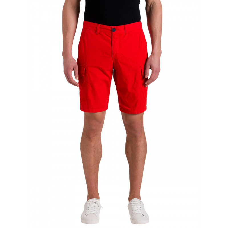 Fiery Cargo Sails Red Trousers Short Homme North RLjcq5A43S