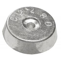 Anode rondelle diam. 53 mm YANMAR - ORANGEMARINE