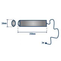 Anode à pendre cable 3 m - ORANGEMARINE