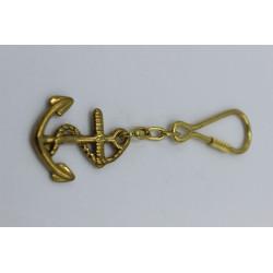 Porte clé ancre traditionnelle