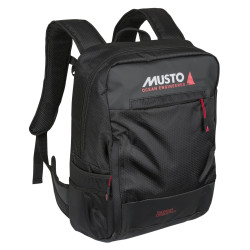 Essential Backpack Sac à dos 25L  Noir/rouge - MUSTO