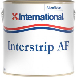 Antifouling INTERNATIONAL matrice dure INTERSTRIP AF
