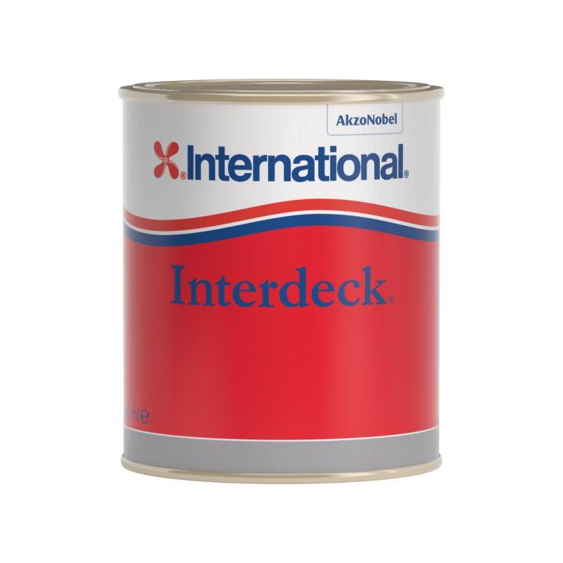 Laque antidérapante International INTERDECK - INTERNATIONAL