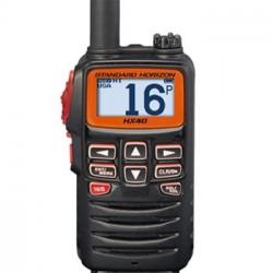 VHF Portable HX40E Silver Etanche