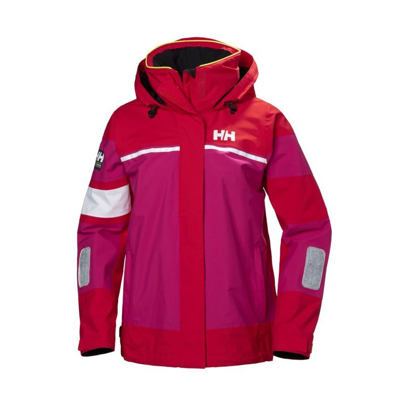 Cotière Salt W Pour Femme Jacket Quart Bicolore Helly Light Veste Hansen De 29EDIWHY