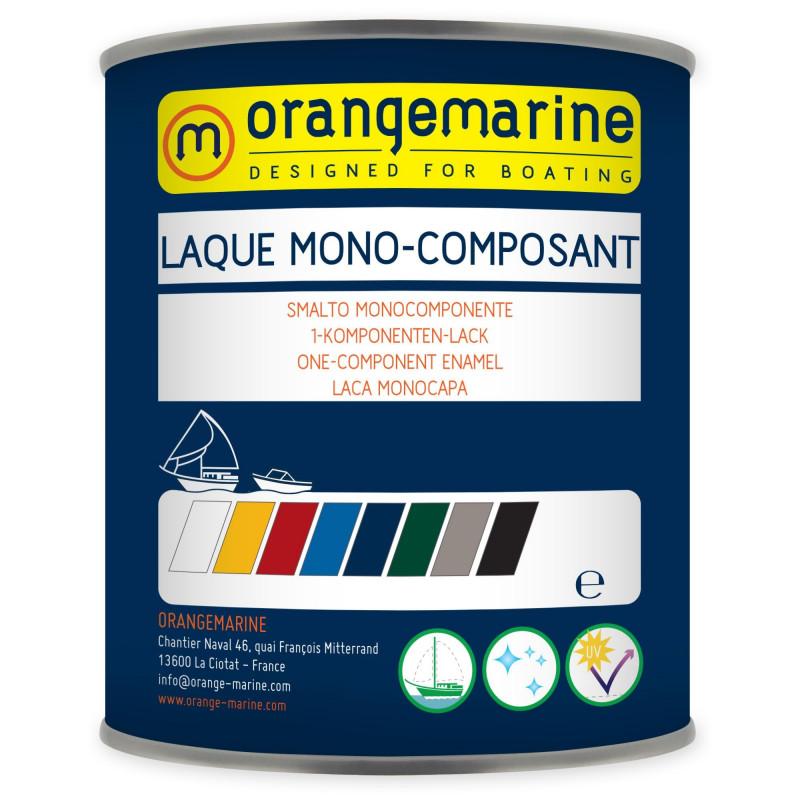 Laque mono-composant - ORANGEMARINE
