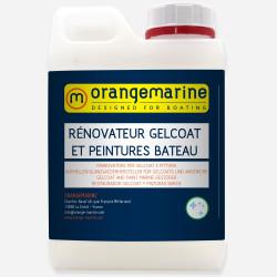 Rénovateur gelcoat et peintures bateau Orangemarine