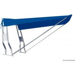 Bimini pour Roll-bar - Bleu - OSCULATI