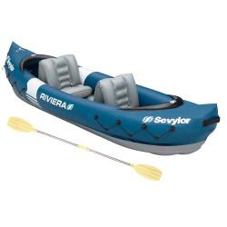 Kayak gonflable RIVIERA - SEVYLOR