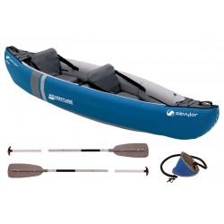 SEVYLOR - Kayak gonflable ADVENTURE + pagaies - SEVYLOR