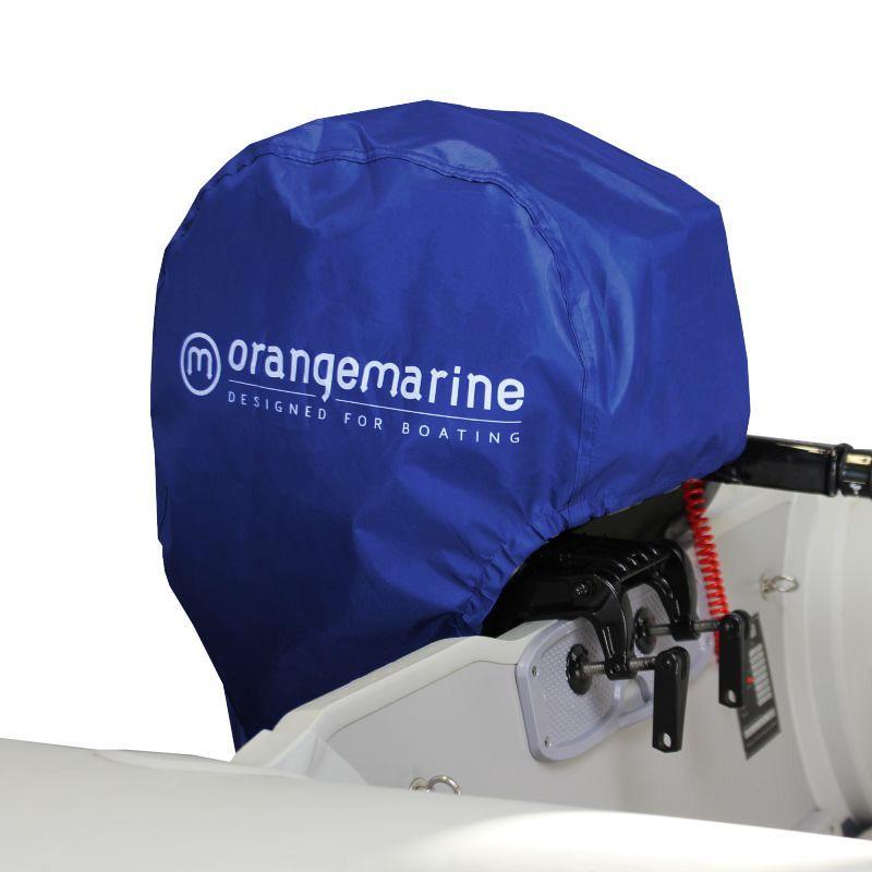 Housse moteur bateau - Bleu - ORANGEMARINE