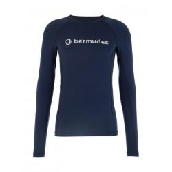 Tee-shirt thermique CERAMIQ OLLY - BERMUDES