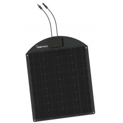 Panneau solaire UNISUN 50W - 12V Monocristallin slim - UNITECK