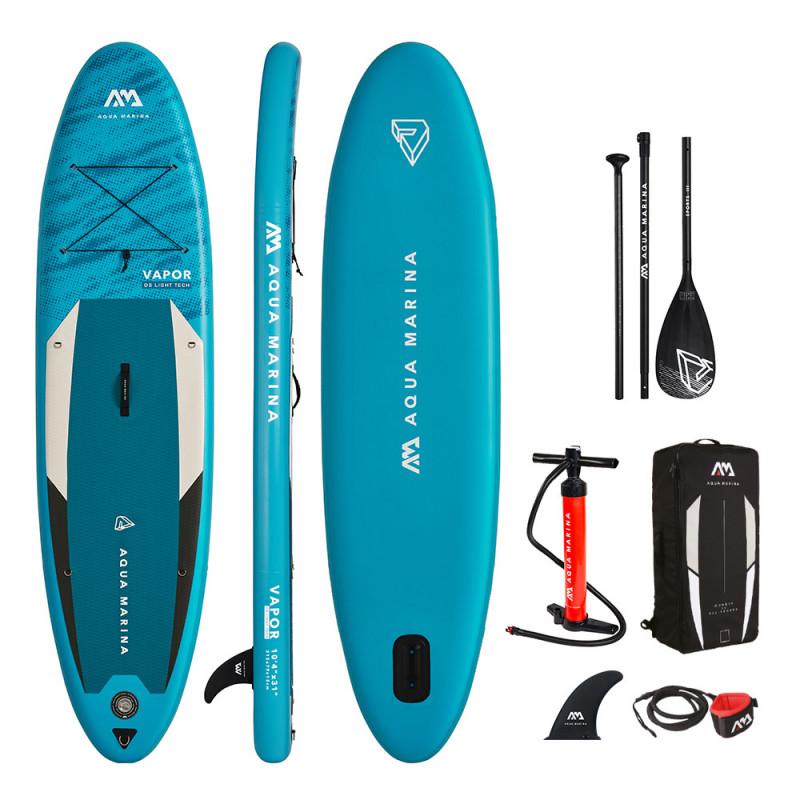 Pack Paddle gonflable Aqua Marina Vapor 10.4 2021