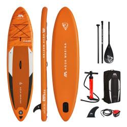 Pack Paddle gonflable Aqua Marina Fusion 10.10 2021