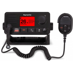 VHF Fixe  RAY63 avec GPS intégré - RAYMARINE