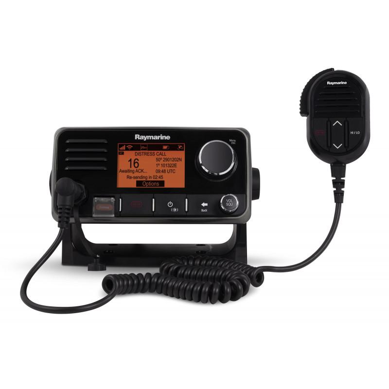 VHF Fixe  RAY73 AIS avec GPS intégré - RAYMARINE