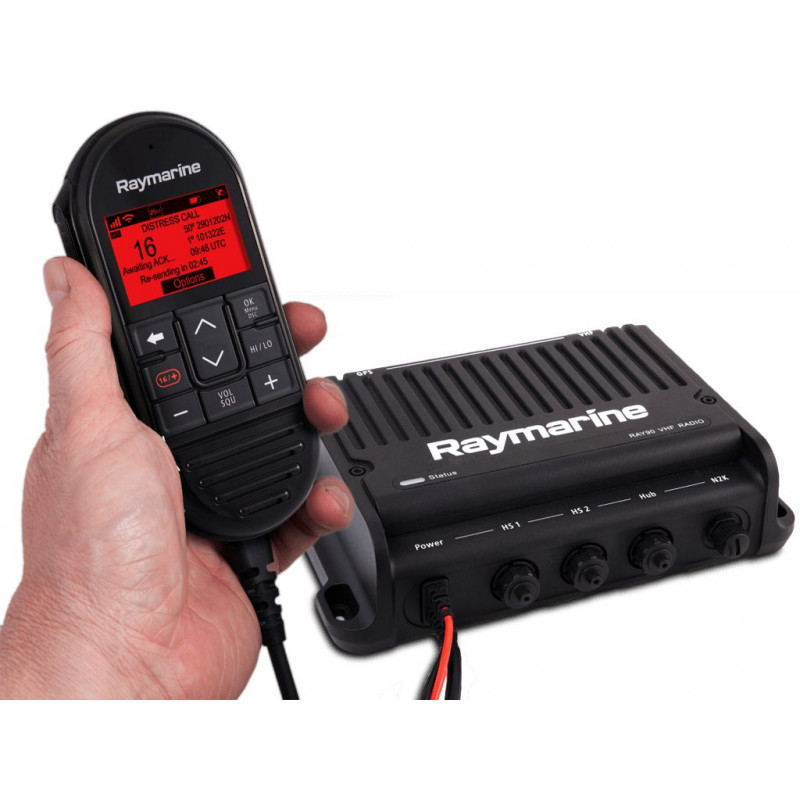 VHF Fixe  RAY90 avec ASN - RAYMARINE