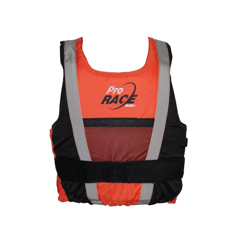 gilet de sauvetage pro race lalizas 31 90 orangemarine. Black Bedroom Furniture Sets. Home Design Ideas