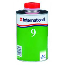 Diluant N°9 International pour bi-composant application brosse - INTERNATIONAL
