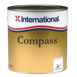 Vernis PU à séchage rapide COMPASS International - INTERNATIONAL