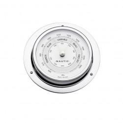 Baromètre inox série Compacte - NAUTIC