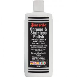Polish pour chrome et inox - STAR BRITE