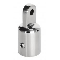 Ebout mâle d'articulation pour bimini diamètre 25mm - ORANGEMARINE