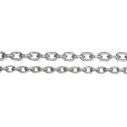 100 mètres de chaîne galva calibrée norme ISO4565