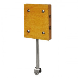 Chaise moteur balcon bois de 2 à 9.9cv - ORANGEMARINE