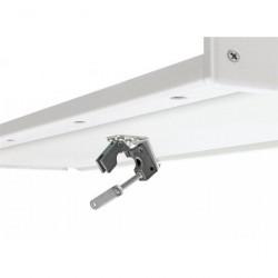 Fixation balcon pour barbecue rectangulaire - MAGMA