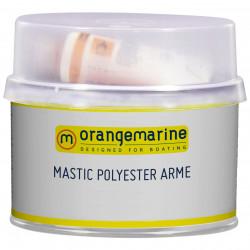 Mastic polyester armé - ORANGEMARINE
