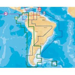 Carte Navionics Platinum+ XL3 Amerique du sud - NAVIONICS