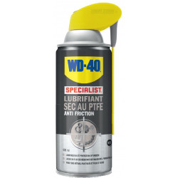 Lubrifiant sec au PTFE 400 ml - WD40
