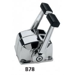 Boîtier bi-levier B78 - Ultraflex