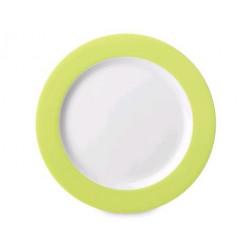 Petite assiette wave - Vert - ROSTI MEPAL