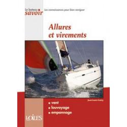 Allures et virement - Jean-louis Guéry - Voiles & Voiliers - VOILES & VOILIERS