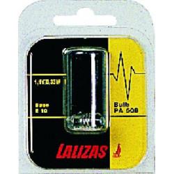 Ampoule E10 1,1V - LALIZAS