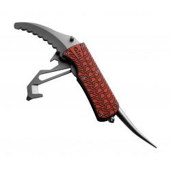 Couteau de marin -Rouge - GILL