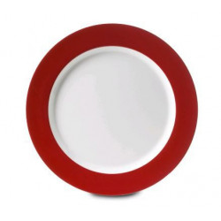 Petite assiette wave - Rouge - ROSTI MEPAL